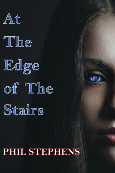 """At the Edge of the Stairs"" book cover"